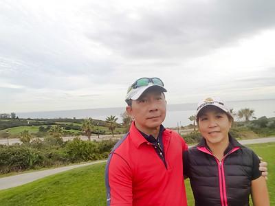 Alcaidesa Golf, Cadiz - Link course. Adieu