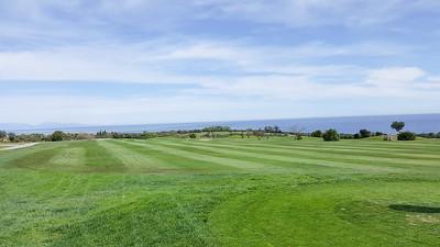 Alcaidesa Golf, Cadiz - Link course. Hole 3