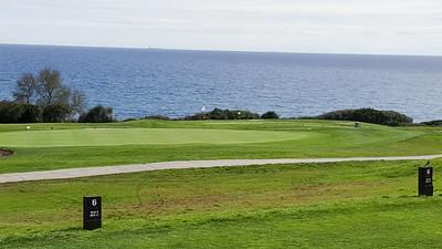Alcaidesa Golf, Cadiz - Link course. The name said ...