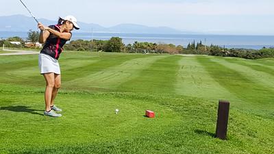 Alcaidesa Golf, Cadiz - Link course. Hole 4