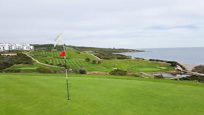 Alcaidesa Golf, Cadiz - Link course. wHole ... view