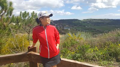 Valle Romano Golf, Estepona - sunshine at last