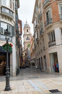 đường hẻm đẹp, phố Malaga