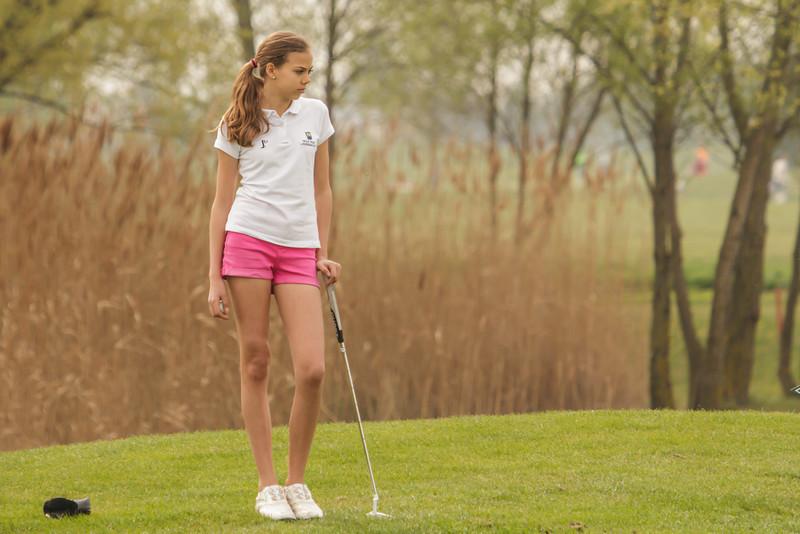 1. Austrian Juniors Golf Tour 2014 - in GC Wien - Süßenbrunn, Wien, Österreich am 5. 4. 2014. Photo: Gerald Fischer