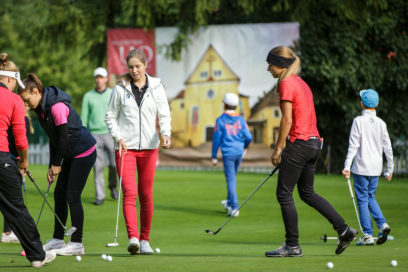 Jugend-Matchplay im Diamond Country Club, Atzenbrugg, Niederösterreich, Österreich am  21. 8. 2014. Foto: Gerald Fischer