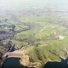 Photo taken 3-6-1981 of Del Valle Lake, Wente & VA Hospital Livermore,ca