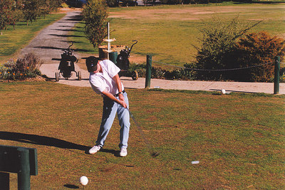 1999  Old Players Golf Trip