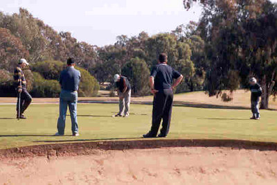 2004 Old Players Golf Trip