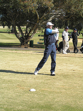 2006 Old Players Golf Trip
