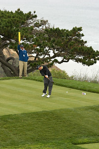 Welcome to the 108th United States Open Championship. The United States Golf Association is conducting the 2008 Championship on the beautiful South Course at Torrey Pines Golf Course, which overlooks the dramatic coastline of San Diego, Calif.