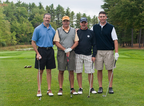 2010 Bishop Brady Golf Tournament