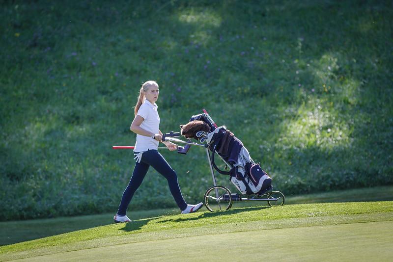 Internationale Damenmeisterschaft im GC Gut Altentann am 12. 09. 2015 in Henndorf, Österreich