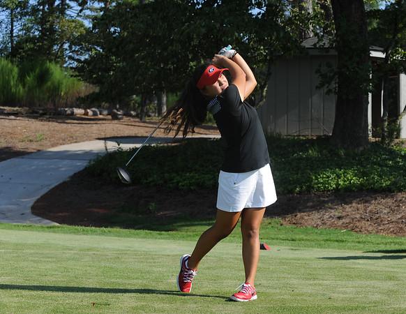 UGA women's golf – Rinko Mitsunaga
