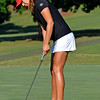 Georgia's Harang Lee putts the ball during the NCAA Regional at the UGA Golf Course in Athens, Ga., on Tuesday, May 9, 2017. (Photo by Steven Colquitt)