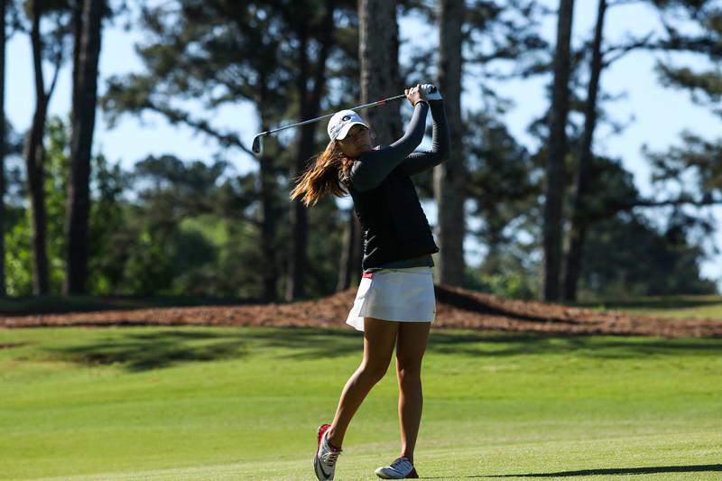 Harang Lee - UGA Women's Golf Team (Photo by Cory A. Cole/Georgia Sports Communication)