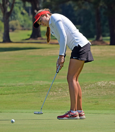Jillian Hollis   -  UGA Women's Golf Team -  (Photo by Steven Colquitt / Georgia Sports Communication)