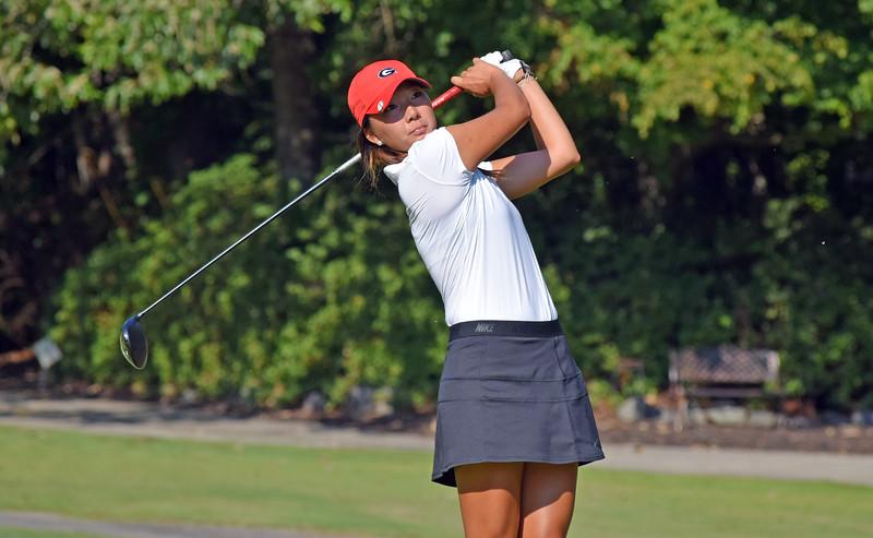 Harang Lee - Georgia women's golf team (Photo by Steven Colquitt / Georgia Sports Communications)