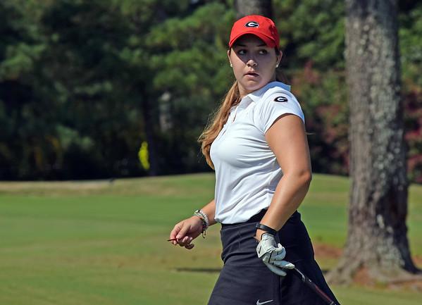 Gabriela Coello  UGA Women's Golf Team (Photo by Steven Colquitt / Georgia Sports Communication)