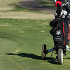 A golf bag during the Liz Murphey Collegiate Classic at the University of Georgia Golf Course in Athens, Ga. on Friday, April 7, 2017. (Photo by Cory A. Cole)