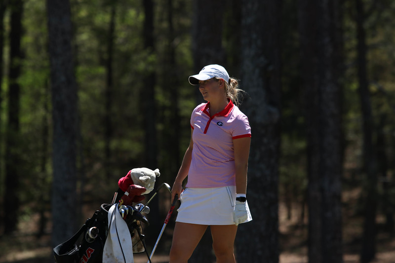 Bailey Tardy - UGA Women's Golf Team (Photo by Cory A. Cole/Georgia Sports Communication)