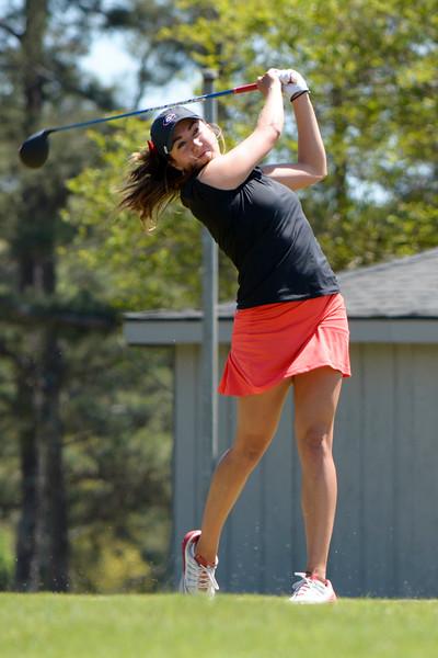 Jillian Hollis - UGA Women's Golf Team (Photo from Georgia Sports Communication)