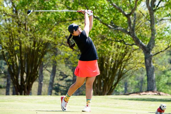 Rinko Mitsunaga   - UGA Women's Golf Team -  (Photo from Georgia Sports Communication)