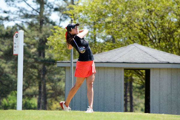 Jillian Hollis  - UGA Women's Golf Team - (Photo from Georgia Sports Communication)