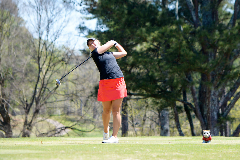 Bailey Tardy - UGA Women's Golf Team (Photo from Georgia Sports Communication)