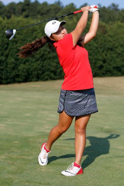 Rinko Mitsunaga    Photo: Georgia Sports Communications