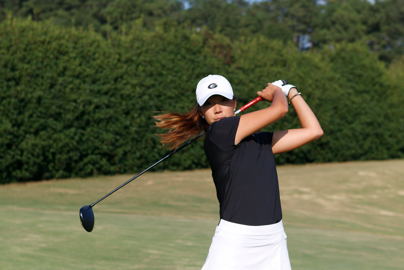 Harang Lee - Georgia women's golf team (Photo from Georgia Sports Communications)