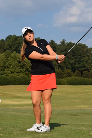 Gabriela Coello   - UGA Women's Golf Team -  (Photo from Georgia Sports Communication)