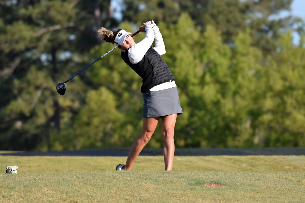 Jillian Hollis  (Photo by Steven Colquitt/GA Sports Communication)