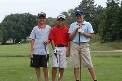 Ben, Nick and Lucas
