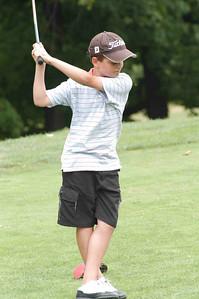 A golf pied