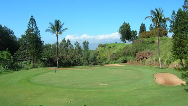 5282 Round of Golf - Pukalani Country Club
