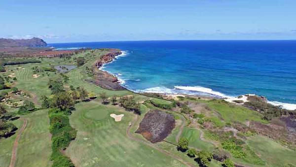 5292 - Round of Golf - Poipu Bay Golf Course
