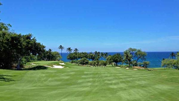 5307 Round of Golf - Mauna Kea Golf Course