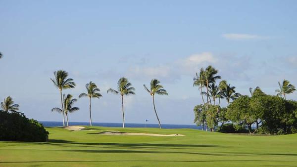 5308 Round of Golf, North Course - Mauna Lani Golf Course