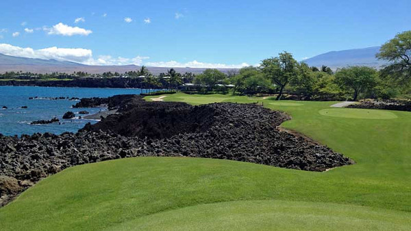 5309 Round of Golf, South Course - Mauna Lani Golf Course