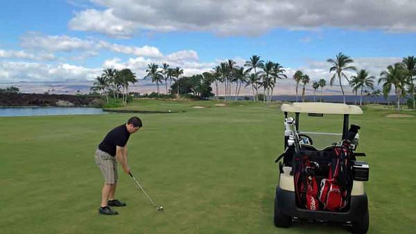 5312 Round of Golf, King's Course - Waikoloa Golf Club