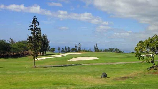 5313 - Round of Golf, Village Course - Waikoloa Golf Course