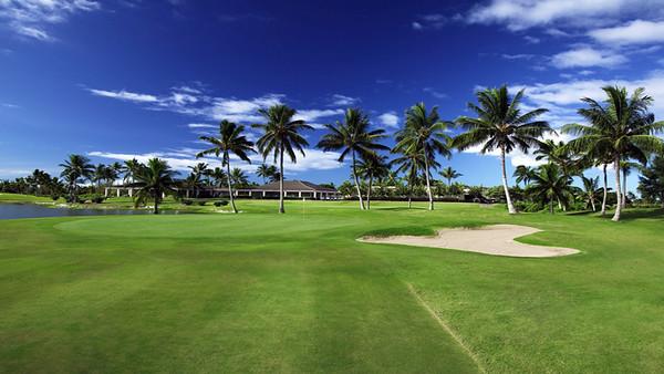 5325 - Round of Golf - Hawaii Prince Golf Club