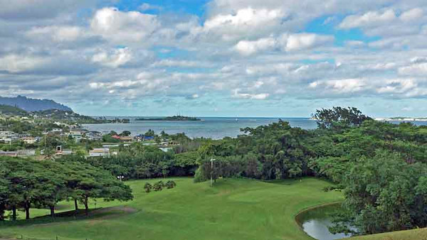 5326 Round of Golf - Kaneohe Bay View Golf Course