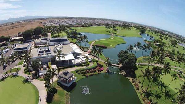 5327 Round of Golf - Kapolei Golf Course