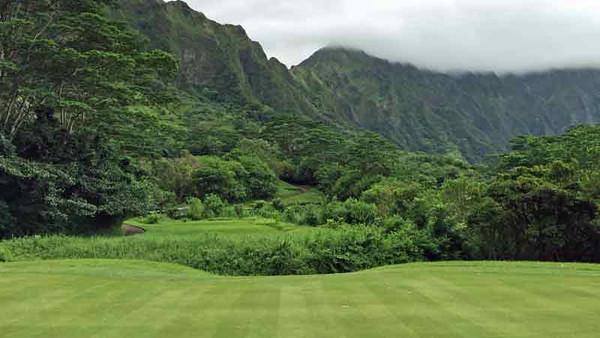5329 Round of Golf - Ko'olau Golf Club