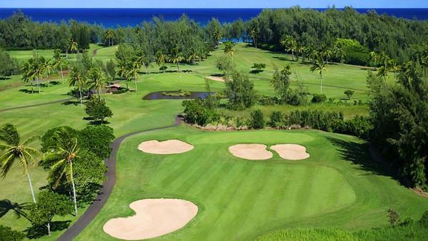 5335 Round of Golf, Fazio Course - Turtle Bay Golf Course