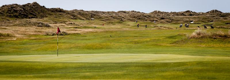 Aberdovey golf links