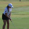 Argyle girls golf plays at Lake park on October 10th , 2020 ( The Talon News | Rylie Halk)