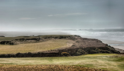 Bandon Dunes signature hole #16.