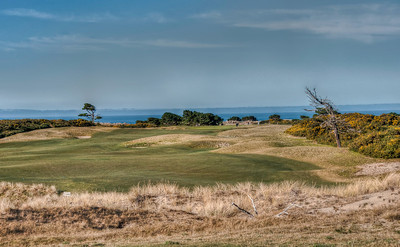 #3 at Bandon Dunes.